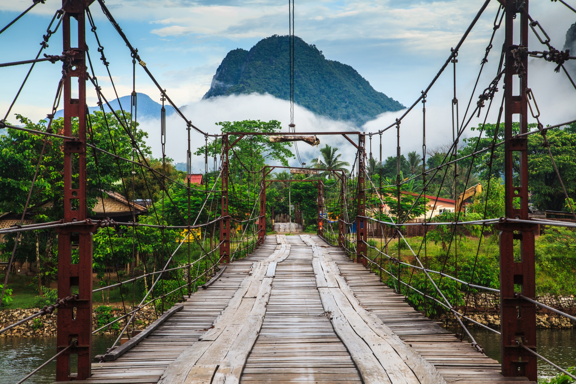 Nature Views: 8 Incredible Places To Stay In Vang Vieng ...   Vang Vieng Trip